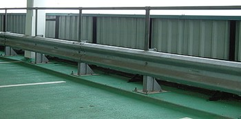 Armco Car Park Barriers